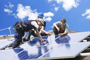 Solar Power Installation Houma