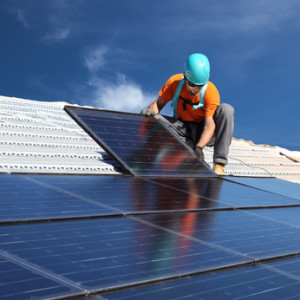 Houma Solar Panel Installation