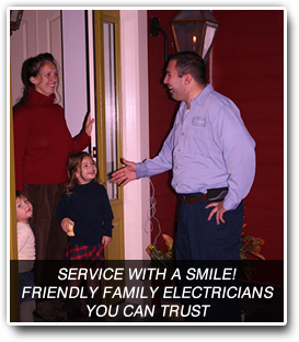 Houma Electrical Service With a Smile!